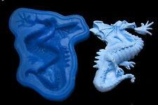Sugarcraft Silicone Molds Sugarpaste Fondant Mould Cake Decorating Tool Dragon#1