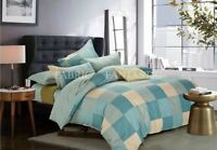 T527 Queen/King/Super Size Bed Duvet/Doona/Quilt Cover Set New 100% Cotton New