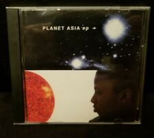 PLANET ASIA - ep CD (missing back cover) rare hip hop rap release 1990s