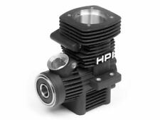 HPI Racing - Crank Case, Black, T3.0, Nitro Star