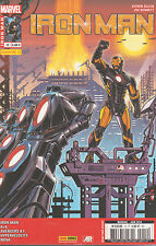 IRON MAN N° 12 couv 1 Marvel France 2ème Série Panini comics