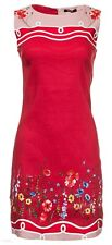 "Fabulous 'Vest_Patrice' Desigual Dress, Great Colours & Patterning, 40"" Bust,NWT"