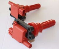 2 IGNITION COIL PACK MITSUBISHI LANCER EVOLUTION EVO 4 5 6 7 8 9  TURBO VIII