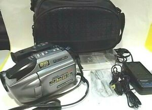 Panasonic PV-L751D VHS-C Palmcorder Camcorder, big Screen, tested and works