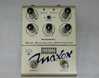 Maxon ROD881 Real Overdrive / Distortion Guitar Effect Pedal MIJ Free Shipping