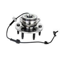Front Wheel Bearing & Hub Assembly For GMC Sierra Chevy Silverado 1500 4x4 6 lug