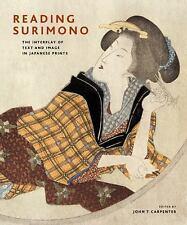 READING SURIMONO By Edited By John T. Carpenter