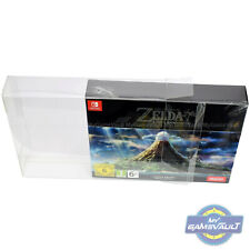 1 x DISPLAY CASE for Zelda Links Awakening Limited Ed Switch 0.5mm BOX PROTECTOR