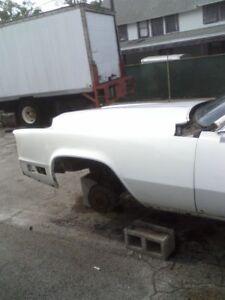 1969 Cadillac Eldorado Fender Driver Side LH or Passenger Side RH
