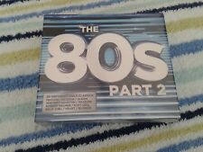THE 80S PART 2  3CD BOX SET **BRAND NEW/SEALED