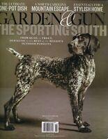 Garden & Gun Magazine   October / November 2020  Soul of the South