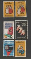 Poster stamps and? tax revenue cinderella fiscal stamp 4-11-27