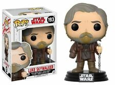 "Star Wars The Last Jedi - Skywalker Luke 3.75 "" VINILE POP Statuetta BOLLA Funko"