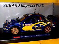 SUBARU IMPREZA WRC  MONTE CARLO 2005 SOLBERG / MILLS #5 SUN STAR 4373 1:18
