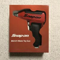 New in Box Snap On Tools MG325 Water Toy Gun Impact Wrench SSX2726