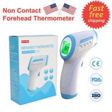 New listing Medical Infrared Non-Contact Digital Forehead Body Ir Thermometer Baby Adult kid