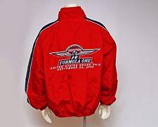 Men's Puma Red Jacket F1 Formula One Indianapolis 2000 US Grand Prix Sz XL