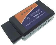Bluetooth Diagnostic Interface Software ELM-327 Can Bus OBD 2 Plug Auto Car