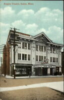 Salem MA Empire Theatre c1910 Postcard #2