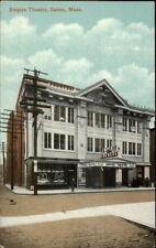 Salem MA Empire Theatre c1910 Postcard #2