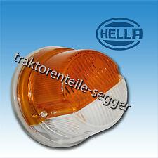 Hella Blink-Begrenzungsleuchte Eicher Traktor 155026493584
