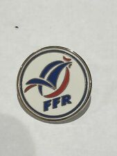 France Rugby Union Pin Badge