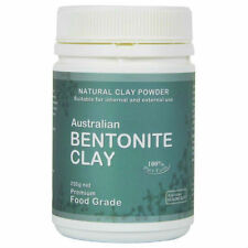 Bentonite Clay Powder Australian 250g Food Grade - Healing-detox-face Mask