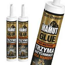 Mamut Glue High Tack Glue 290 ML White Elastic DEN BRAVEN
