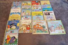 Little Golden Book Lot of 25 - Vintage, Christmas, Disney, Thomas the Train