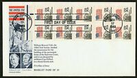 #1896e 20c Flag Over Supreme Court, Aristocrat  FDC **ANY 4=FREE SHIPPING**