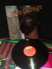 FRANK ZAPPA~JOE'S GARAGE~ZAPPA RECORDS VINYL~EX./VG++