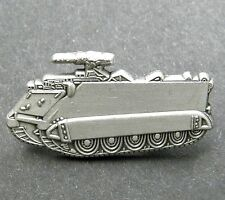 """US ARMY M-113 GAVIN ARMORED PERSONNEL CARRIER TANK MILITARY VEHICLE PIN BADGE 1"""""""