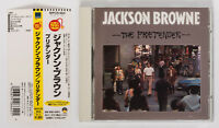 Jackson Browne - The Pretender Japan CD w/Obi Asylum Records ‎WPCR-664 1996