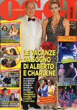 Oggi 2018 32.Charlene Wittstock-Alberto II,Madonna,Pierre Casiraghi,Luisa Corna
