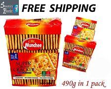 Munchee SUPER CREAM CRACKER Ceylon High Quility Healthy Biscuit FREE SHIPPING
