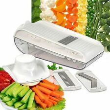 MULTI WONDER SLICER GRATER VEGETABLE FRUIT DICER CUTTER CHOPPER JUICER SHREDAR
