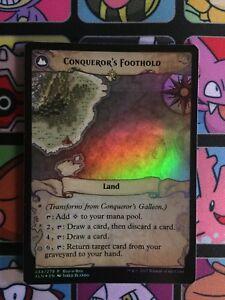 Conqueror's Galleon / Conqueror's Foothold - Buy a Box Promo -234/279 - MTG - NM