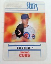 Donruss Studio 2005 Studio Stars Mark Prior baseball card Chicago Cubs MLB