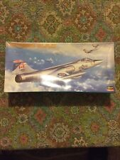 "Hasegawa Cf-104 Starfighter ""Canadian Armed Forces� 1/72 scale Model Kit"