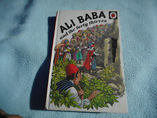 1975  Ladybird Book Ali Baba And The Forty Thieves series 740