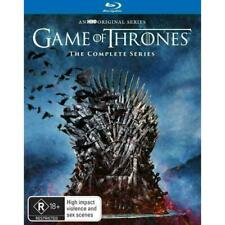 SEALED Game Of Thrones The Complete Seasons 1-8: NEW Blu-Ray Box Set AUS Genuine