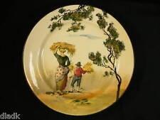 Vintage Royal Doulton The Gleaners Plate 1930's Nice 3