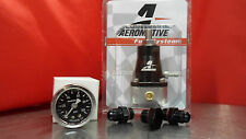 Aeromotive Regulator & Gauge & Fitting Kit (2) 6-AN (1) Plug 13129