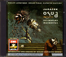 Janacek Osud Helen Field philip Langridge Kathryn Harries Charles Mackerras CD