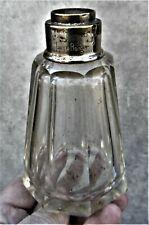 Lampe Berger cristal taillé à 9 facettes:Forme pyramidale