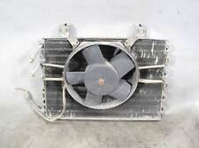 1975-1978 BMW E12 530i Air Conditioning AC Condensor w Electric Aux Fan OEM