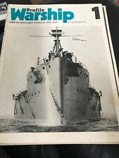 Warship Profile 1: HMS Dreadnought, Battleship 1906-1920 NAUTICAL