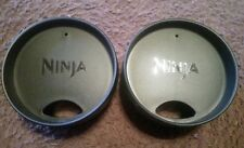 Nutri Ninja To-Go-Lids (2) For 16oz Cups *** NEW
