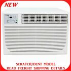 Koldfront 12,000 BTU 230 Volt Through-the-Wall Air Conditioner with Dehumidifier photo