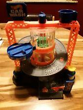 1997 Hot Wheels Mattel Car Wash Playset w/Instructions